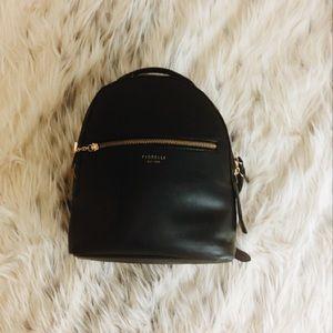 Small Black Fiorelli Backpack